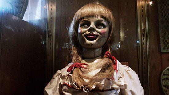 10 Fakta Boneka Annabelle Yang Bikin Merinding Tentik
